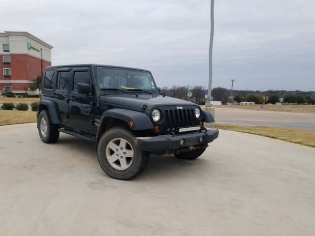 Photo 2010 Jeep Wrangler Unlimited Sport