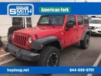 2011 Jeep Wrangler Unlimited Sport For Sale in Utah