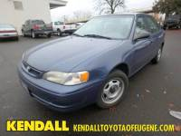 1999 Toyota Corolla CE Sedan Front-wheel Drive