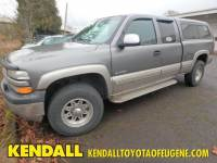 2000 Chevrolet Silverado 2500 LT Truck Extended Cab 4x4