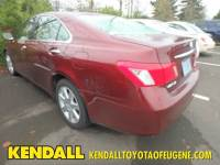 2007 LEXUS ES 350 Base Sedan Front-wheel Drive