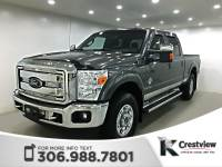 Pre-Owned 2016 Ford Super Duty F-350 SRW Lariat Crew Cab | Leather Heated and Cooled Seats | Navigation | Remote Start 4WD Crew Cab Pickup