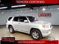 2013 Toyota 4Runner SR5 SUV 5-Speed Automatic with Overdrive