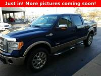 2012 Ford F-150 XL 4WD SuperCrew 145 King Ranch