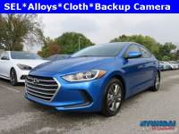 New 2018 Hyundai Elantra SEL DEMO FWD 4D Sedan