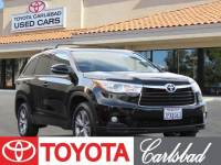 2015 Toyota Highlander XLE V6 SUV Front-wheel Drive in Carlsbad