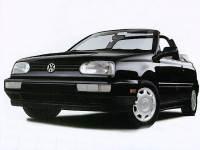 1997 Volkswagen Cabrio Base Convertible