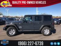2017 Jeep Wrangler Unlimited Unlimited Sport SUV in Victorville, CA