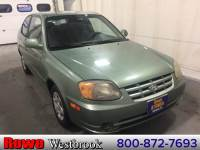 2005 Hyundai Accent GLS One Owner/Sold And Serviced At Rowe! Hatchback 4 cyls
