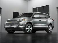 Pre-Owned 2010 Chevrolet Traverse LT Cloth FWD 4D Sport Utility