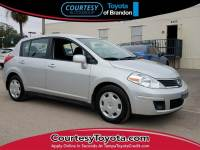 Pre-Owned 2007 Nissan Versa 1.8S Hatchback near Tampa FL