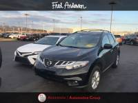 Pre-Owned 2012 Nissan Murano SUV For Sale | Raleigh NC
