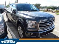 Pre-Owned 2017 Ford F-150 Limited 4WD
