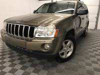 Used 2006 Jeep Grand Cherokee Limited Leather Roof Nav
