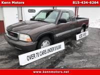 2000 GMC Sonoma SL Ext. Cab Short Bed 2WD