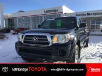 Certified 2010 Toyota Tacoma TEXT 403.894.7645