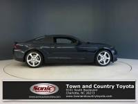 Used 2015 Chevrolet Camaro 2dr Cpe SS w/1SS