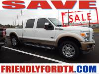 2012 Ford F-250 King Ranch Truck Crew Cab V-8 cyl near Houston