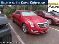 Used 2015 Cadillac ATS For Sale | Jacksonville FL