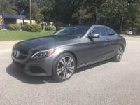 Pre-Owned 2018 Mercedes-Benz C-Class C 300 All Wheel Drive 4MATIC Coupe