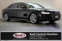Certified Used 2015 Audi A8 L 3.0T Sedan in Houston, TX