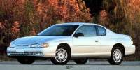 Pre-Owned 2001 Chevrolet Monte Carlo LS FWD 2dr Car