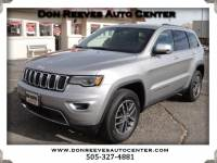 2017 Jeep Grand Cherokee LIMITED LUXURY II