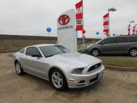 Used 2014 Ford Mustang V6 Coupe RWD For Sale in Houston