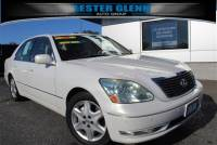 2004 LEXUS LS 430 Base 4dr Car