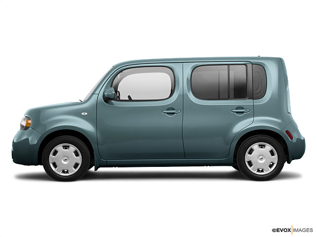 Photo Used 2009 Nissan Cube For Sale  Davis CA