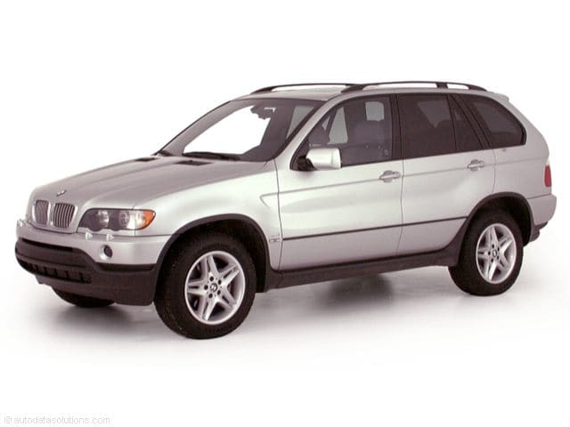 Photo Used 2001 BMW X5 X5 AWD 3.0L in Houston, TX