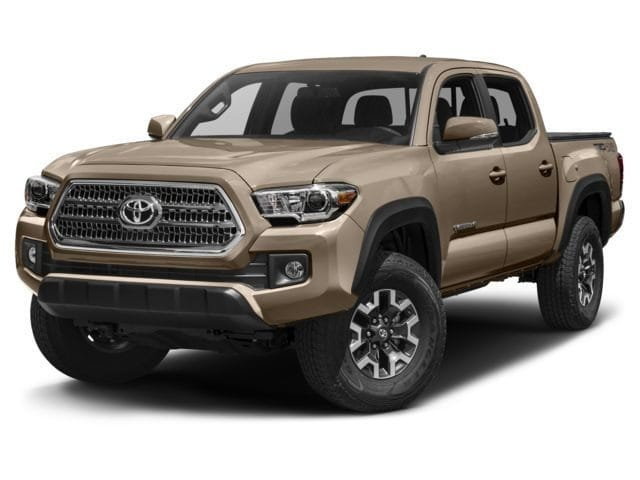 Photo Certified Used 2017 Toyota Tacoma TRD Off Road V6 Truck Double Cab For Sale on Long Island, New York