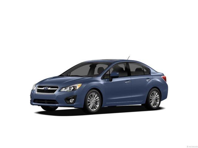 Photo Used 2012 Subaru Impreza Sedan 2.0i Man 2.0i in Utica, NY