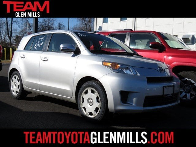 Photo Certified Used 2014 Scion xD Base for sale in Glen Mills PA