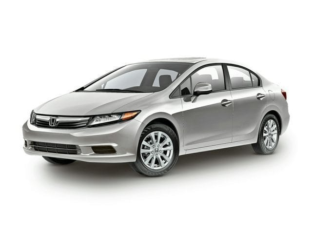 Photo 2012 Honda Civic EX 4dr Auto in Fort Myers