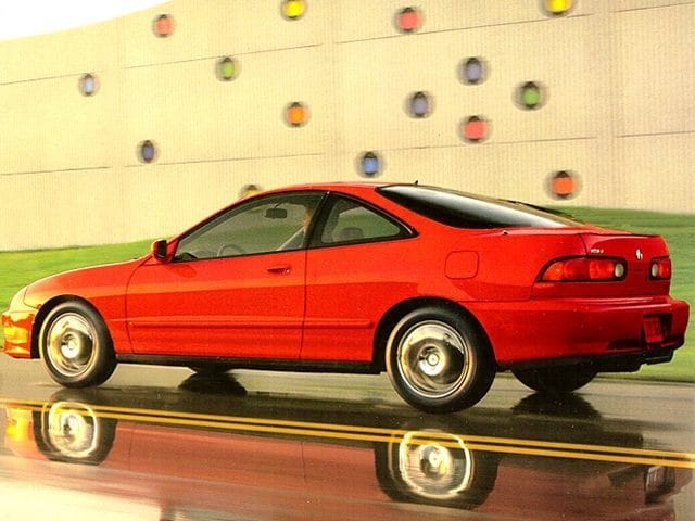 Photo 1999 Acura Integra LS in Colma