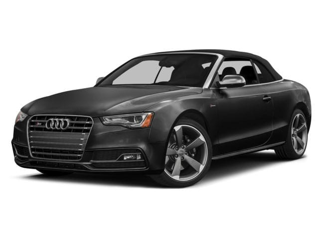 Photo Used 2016 Audi S5 3.0T Cabriolet in Houston, TX