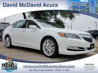 2015 Acura RLX Base w/Advance Package