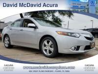 2012 Acura TSX 5-Speed Automatic