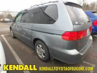 2001 Honda Odyssey EX Van Front-wheel Drive