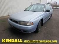 1995 Subaru Legacy Outback Wagon All-wheel Drive