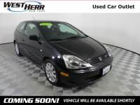 2004 Honda Civic Si Hatchback