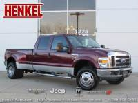PRE-OWNED 2008 FORD F-350 XLT CREW 4X4 DUALLY 4WD