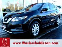 Certified Pre-Owned 2017 Nissan Rogue S SUV in Waukesha, WI