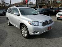 2010 Toyota Highlander Hybrid Limited w/3rd Row SUV All-wheel Drive