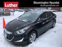 2016 Hyundai Elantra SE Sedan in Bloomington
