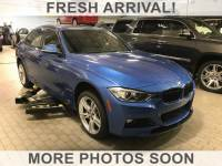 Certified Pre-Owned 2015 BMW 3 Series 335i xDrive With Navigation & AWD