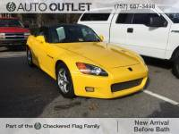 Pre-Owned 2003 Honda S2000 Base RWD 2D Convertible