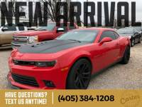 Pre-Owned 2015 Chevrolet Camaro SS w/2SS RWD Coupe