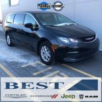 CERTIFIED PRE-OWNED 2017 CHRYSLER PACIFICA TOURING FWD 4D PASSENGER VAN